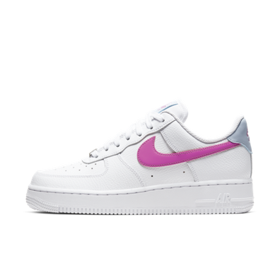 Nike Air Force 1 '07 'White/Fire Pink' productafbeelding