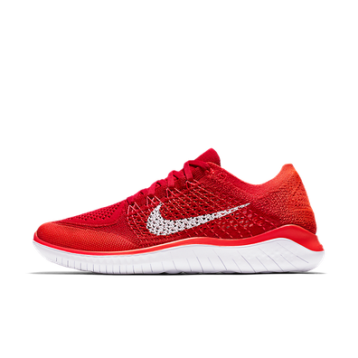 Nike Free RN Fkyknit 2018 Red Bright Crimson productafbeelding