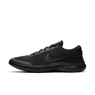 Nike Flex Experience Rn 7 Black Black-Anthracite productafbeelding