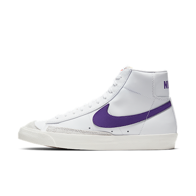 Nike Blazer Mid 77 Vintage 'Voltage Purple' productafbeelding