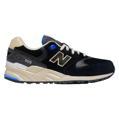 New Balance 999 Wooly Mammoth Black productafbeelding