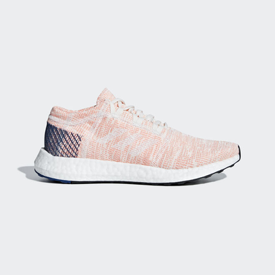 adidas Pure Boost Go Running White Mystery Ink (W) productafbeelding