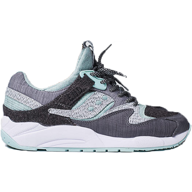 """Saucony Grid 9000 END """"White Noise"""" productafbeelding"""