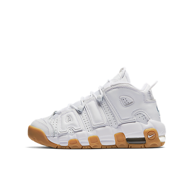Nike Air More Uptempo White Gum (GS) productafbeelding