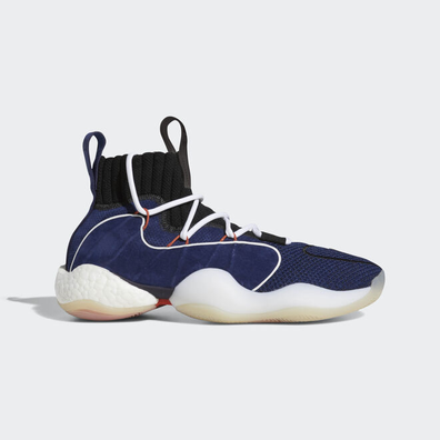 adidas Crazy BYW X Core Black Raw Amber productafbeelding