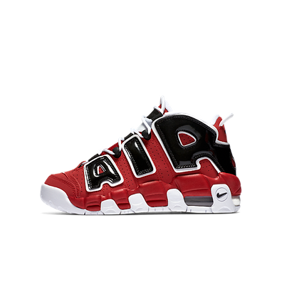 Nike Air More Uptempo Bulls Hoops Pack (GS) productafbeelding