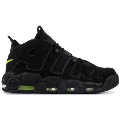Nike Air More Uptempo Black Volt productafbeelding