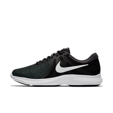 Nike Revolution 4 Black/White-Anthracite productafbeelding