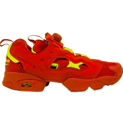 Reebok Instapump Fury Packer Shoes OG Division Red productafbeelding