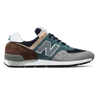 New Balance 576 Surplus Pack Teal Grey productafbeelding
