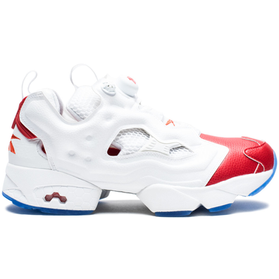 Reebok Instapump Fury Undefeated Iverson Red productafbeelding