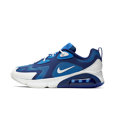 Nike Air Max 200 Track & Field Blue productafbeelding