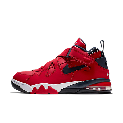Nike Air Force Max CB Gym Red productafbeelding