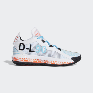 adidas Dame 6 Pusha T I Am My Own Fan productafbeelding