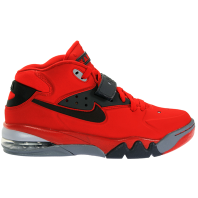 Nike Air Force Max 2013 University Red Black productafbeelding