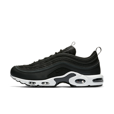 Nike Air Max Plus 97 Black White productafbeelding
