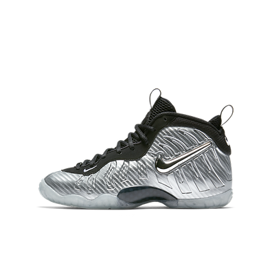 Nike Air Foamposite Pro Silver Surfer (GS) productafbeelding