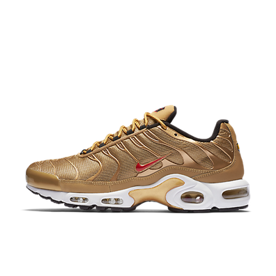 "Nike Air Max Plus ""Metallic Gold' productafbeelding"