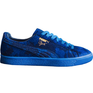 Puma Clyde Packer Shoes Cow Suit Blue productafbeelding