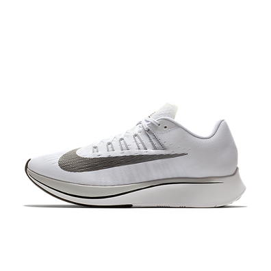 Nike Zoom Fly White Pure Platinum Black productafbeelding