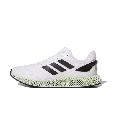 adidas 4D Run 1.0 Superstar White Black productafbeelding