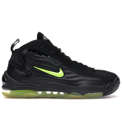 Nike Air Total Max Uptempo Black Volt productafbeelding