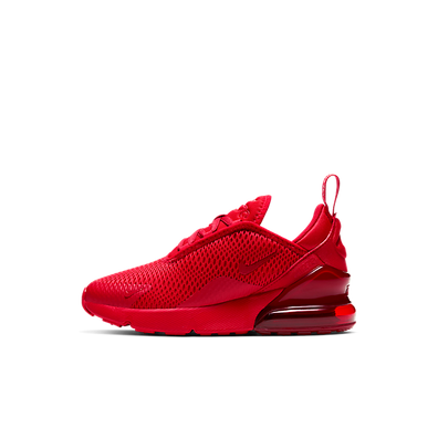 Nike Air Max 270 University Red (PS) productafbeelding