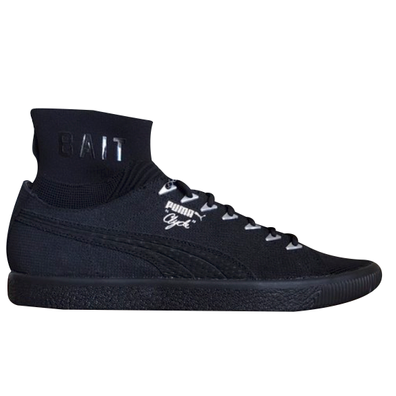 Puma Clyde Sock Bait Marvel Black Panther productafbeelding
