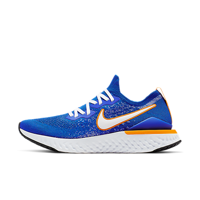 Nike Epic React Flyknit 2 Racer Blue productafbeelding