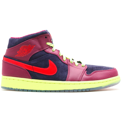 Jordan 1 Mid Year of the Snake (2013) productafbeelding