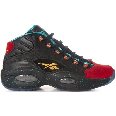 """Reebok Question Mid Burn Rubber """"Apollos Young"""" productafbeelding"""