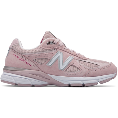 New Balance 990v4 Pink Ribbon Faded Rose (W) productafbeelding