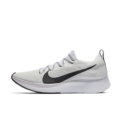Nike Zoom Fly Flyknit White productafbeelding