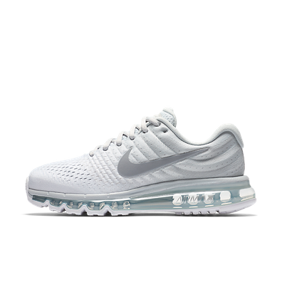 Nike Air Max 2017 Pure Platinum Wolf Grey (W) productafbeelding