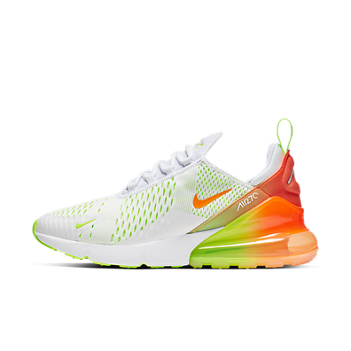 Nike Air Max 270 White Gradient productafbeelding