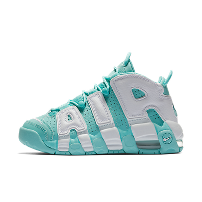 Nike Air More Uptempo Island Green (GS) productafbeelding