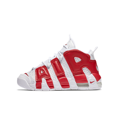 Nike Air More Uptempo Varsity Red (GS) productafbeelding