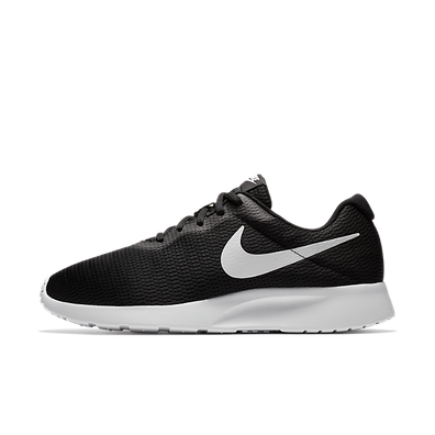 Nike Tanjun Wide 4E Black/White productafbeelding