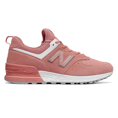 New Balance 574 Sport Dusted Peach productafbeelding