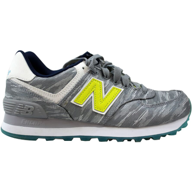 New Balance 574 Summer Waves Silver Mink (W) productafbeelding