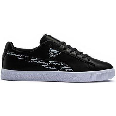 Puma Clyde Trapstar Black productafbeelding