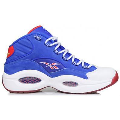 """Reebok Question Mid Packer Shoes """"Practice"""" productafbeelding"""