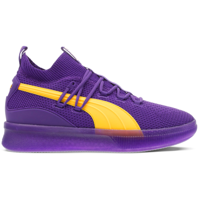 Puma Clyde Court City Pack Los Angeles Lakers productafbeelding