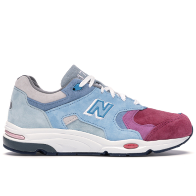 New Balance 1700 Kith The Colorist Pink Toe productafbeelding
