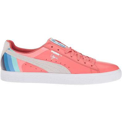 Puma Clyde Pink Dolphin Porcelain Rose productafbeelding