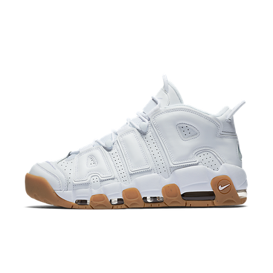 Nike Air More Uptempo White Gum productafbeelding