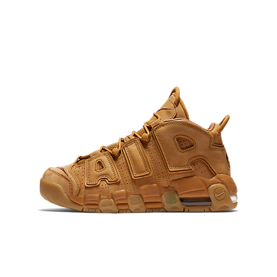 Nike Air More Uptempo Flax (GS) productafbeelding