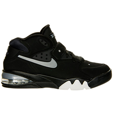 Nike Air Force Max 2013 Black Cool Grey productafbeelding