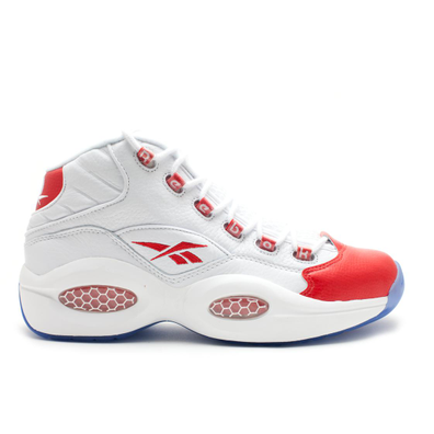 Reebok Question Mid Pearlized Red (2012) productafbeelding