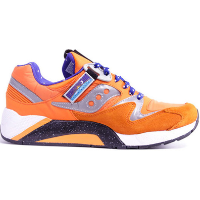 """Saucony Grid 9000 Extra Butter """"ACES"""" productafbeelding"""